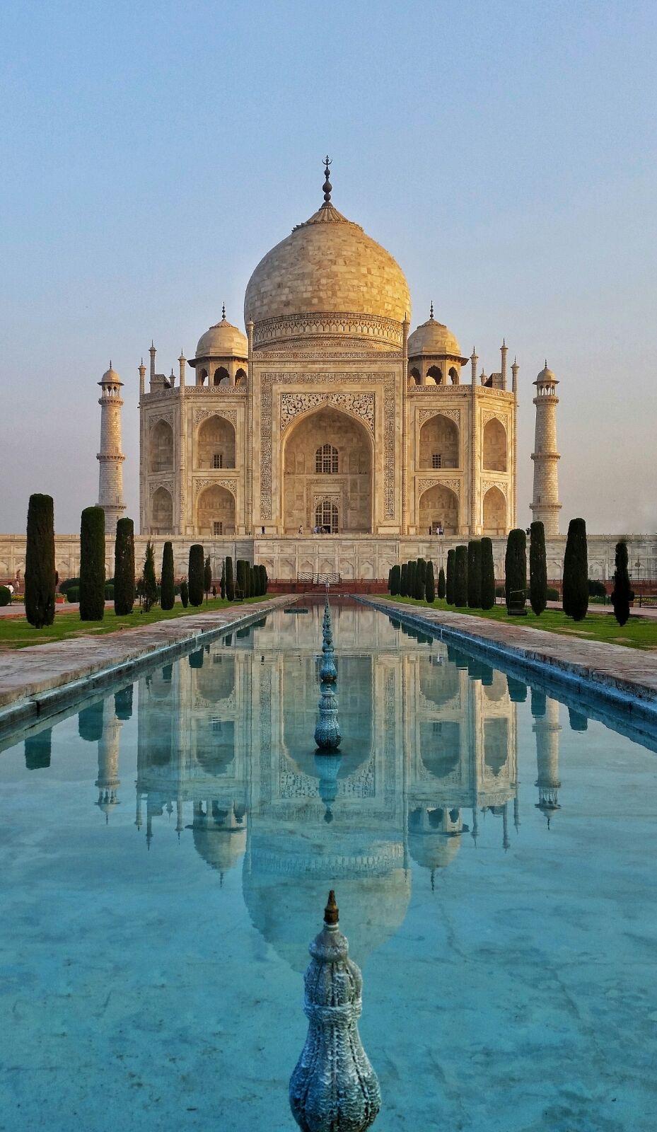 Agra and Amritsar