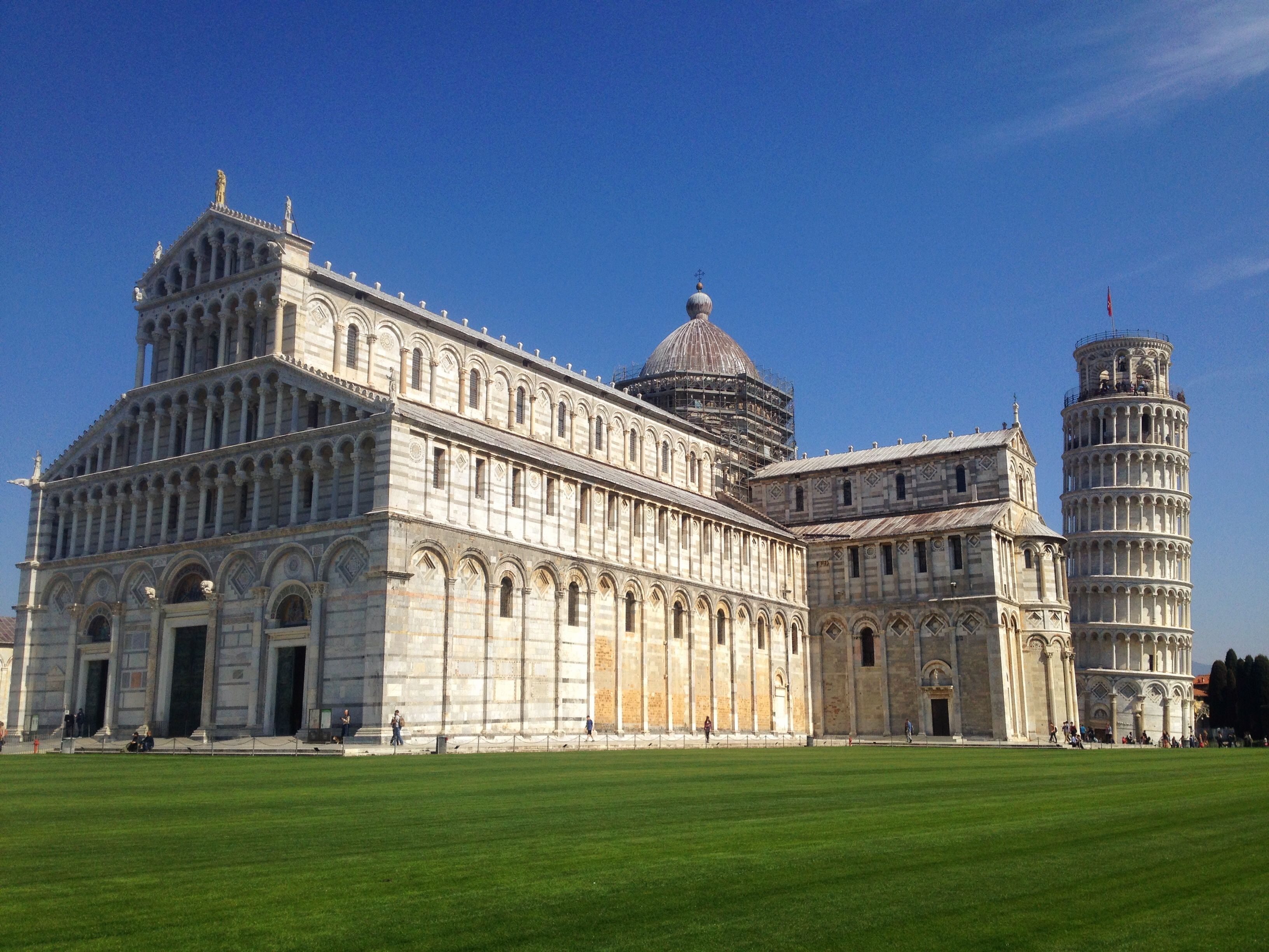 Florence and a Day Trip to Pisa